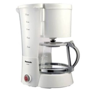Panasonic Coffee Maker NC GF1WSH