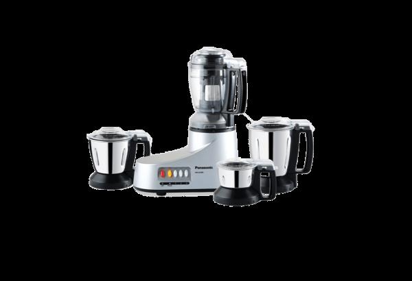 Panasonic-Mixer-Grinder-MX-AC400SWUA-(Silver)