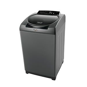 Whirlpool Washing Machine 8 Kg Bloom Wash World Series