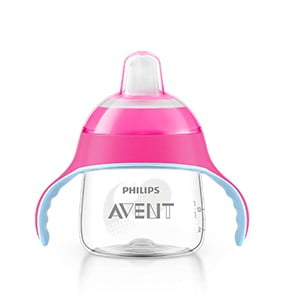 Philips Avent SCF 751 07 Pink Penguin Sipper