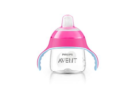 Philips Avent SCF 751 07 Pink Penguin Sipper