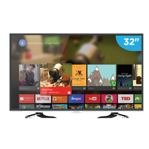 "78f2bdaacca Conion 32EH804U 32"" Smart Full HD Android LED Television"