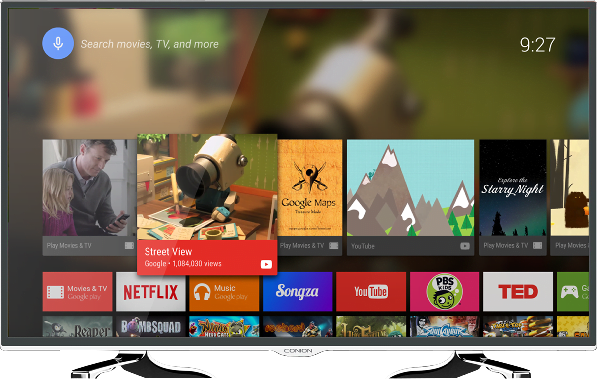 Conion Android Smart TV