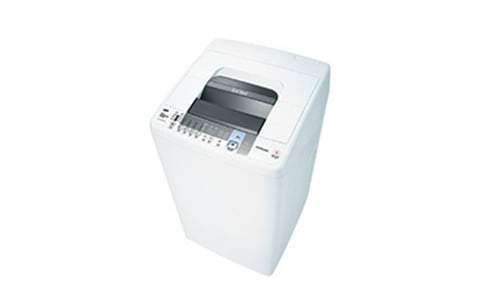 Hitachi Washing Machine NW 75WYS3CS WH