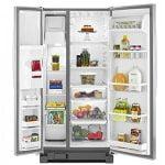 Whirlpool Refrigerator 5WRS22FDBF (Water Dispenser)