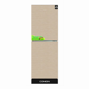 Conion Refrigerator BE-149KGS (Golden) K-Series