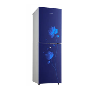 Conion Refrigerator BEK-195TMGB (Blue)