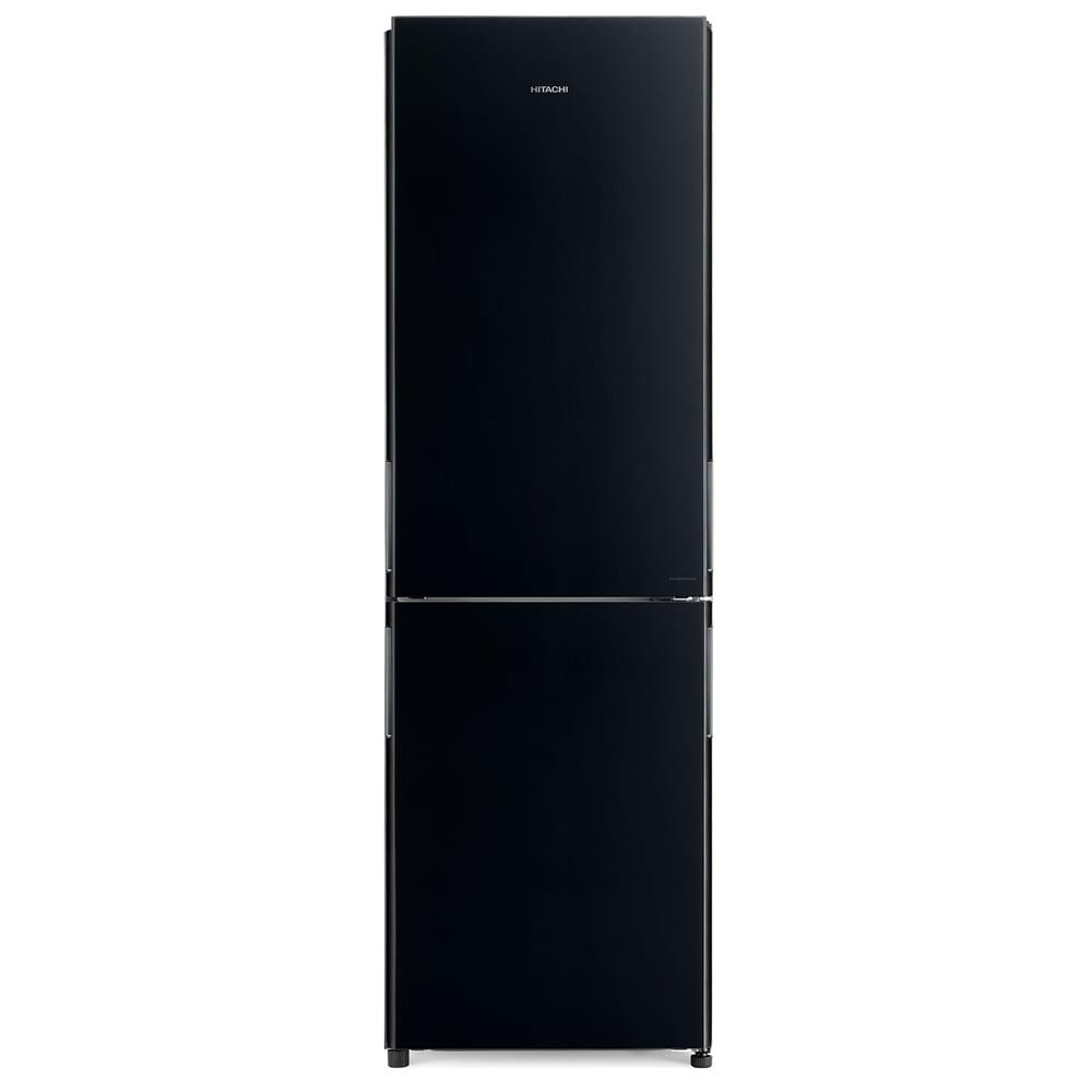 Hitachi Refrigerator R-BG410P6PB (GBK)