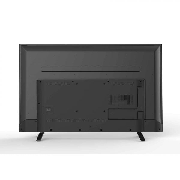 "TOSHIBA 43L3750VE 43"" Back Side"