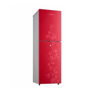 Conion Refrigerator BEK-195TMGB (Red)