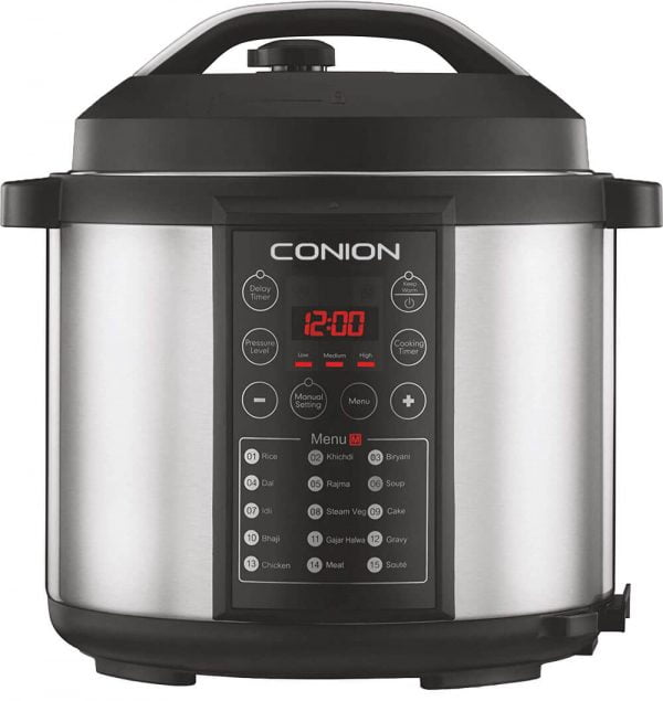 Conion Electric Pressure Cooker BEM-PC600