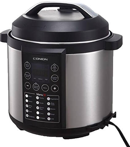 Conion Electric Pressure Cooker BEM-PC600 6