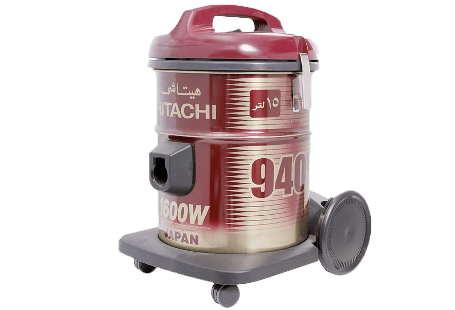 Hitachi Vacuum Cleaner CV-940Y (Wine Red)