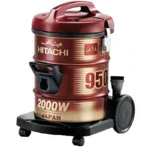 Hitachi-Vacuum-Cleaner-CV-950Y-(Wine-Red)