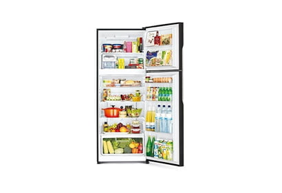 Hitachi Refrigerator R-VG420P3PB (XGR) Inside