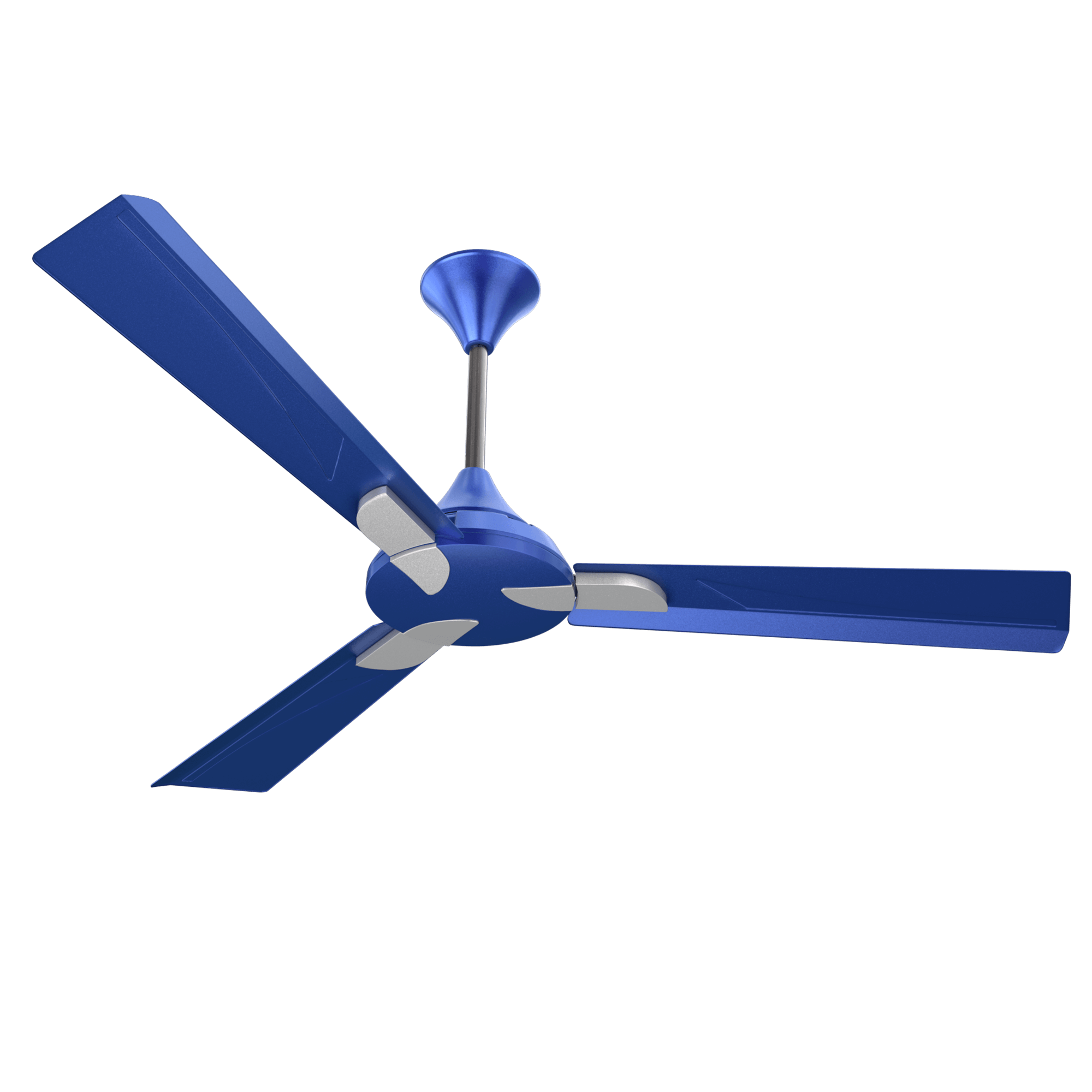 "Conion Ceiling Fan Alpha 56"" 3 Blades (Sparkling Blue)"