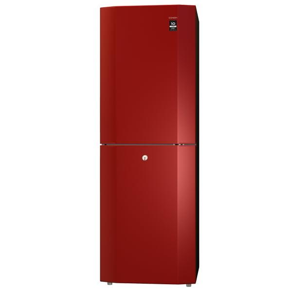 Conion Refrigerator BEM 227RG (Red)