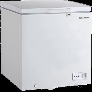 Sharp-Freezer-SJC-168-WH