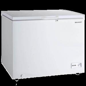 Sharp-Freezer-SJC-318-WH