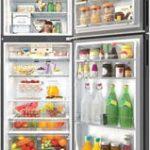 Whirlpool Refrigerator IF455 Caviar Black (3S) Inside
