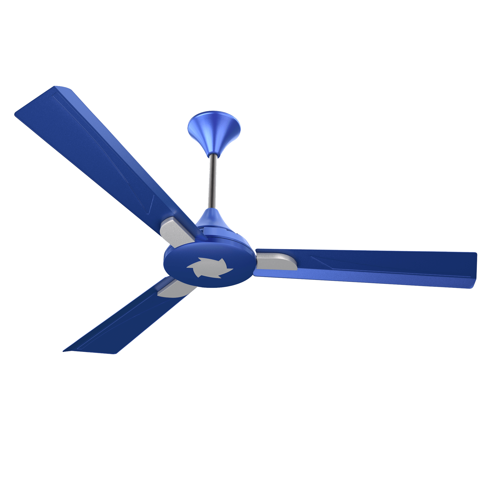 "Conion Ceiling Fan Sigma 56"" 3 Blades (Sparking Blue)"