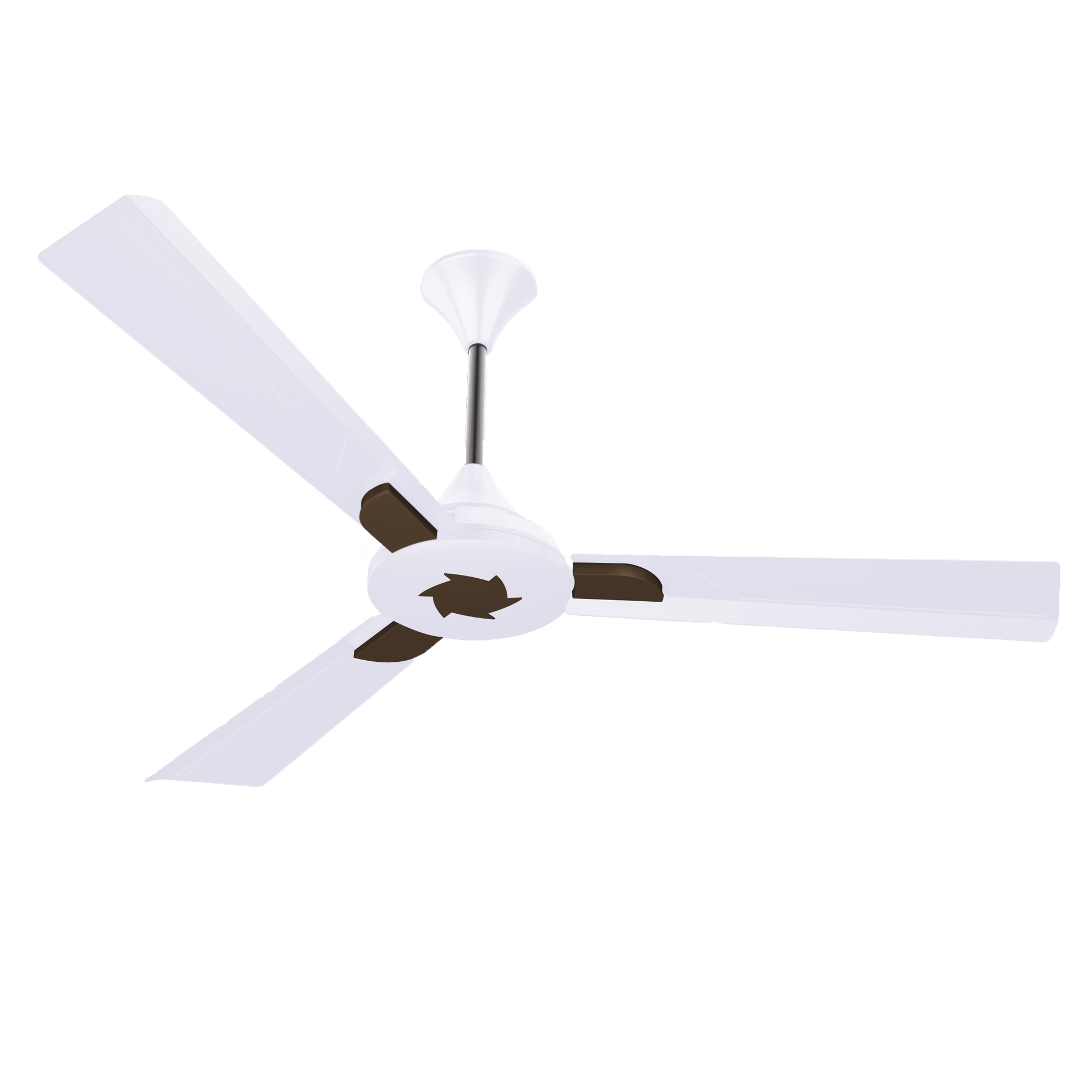 ")Conion Ceiling Fan Sigma 56"" 3 Blades (Sterling White)"