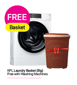 Dhamaka Gift Offer - Washing Machine