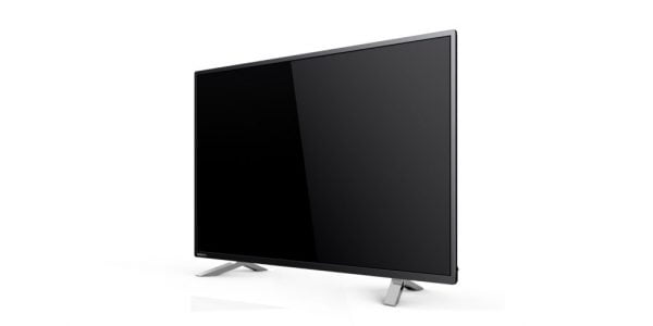 "Toshiba 43"" LED 43U7750EE Left-Front side - Best Electronics"