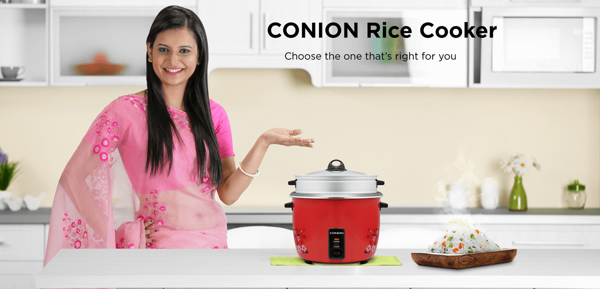 Conion-RiceCooker-Cover-Best Electronic