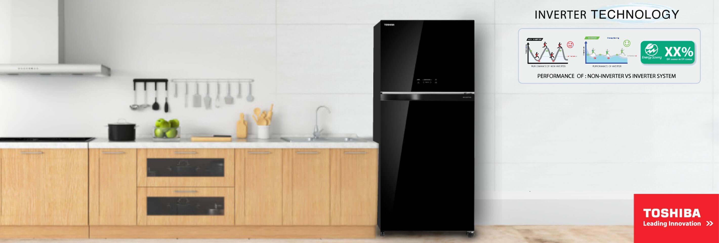 Toshiba refrigerator Cover