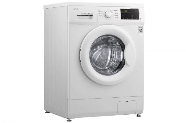 LG Washing Machine FM1208N6W left