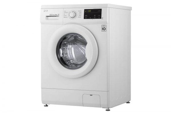 LG Washing Machine FM1208N6W right