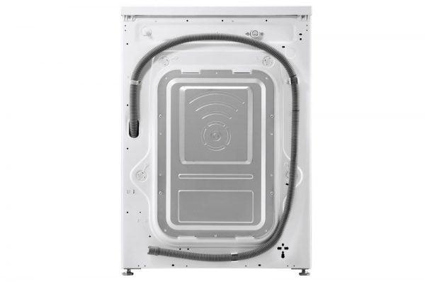 LG Washing Machine FM1208N6W back