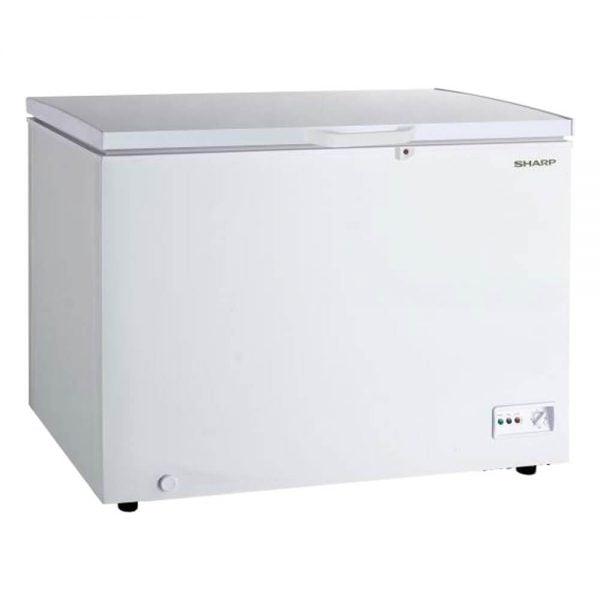 Sharp-Deep-Freezer-SJC-518-WH