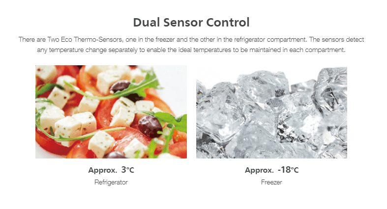 Dual Sensor