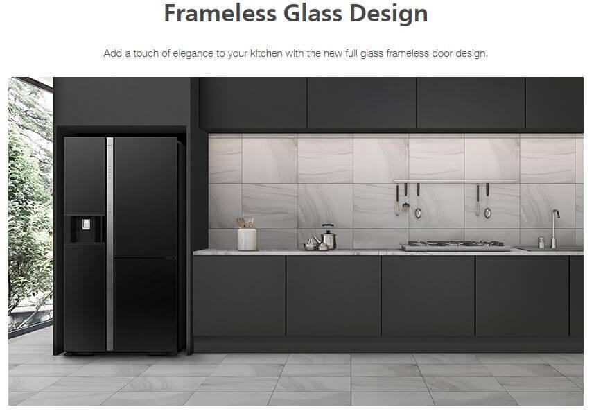 Frameless Glass Design