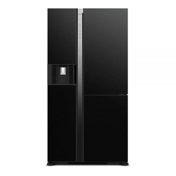 Hitachi-Refrigerator-R-SX800PB0-(GBK)-Water-Dispenser