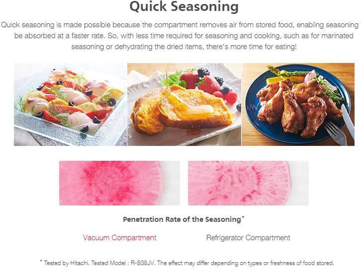 Quick Seasoning